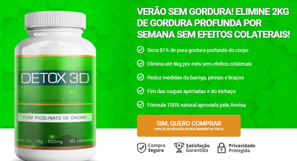 detox 3d funciona